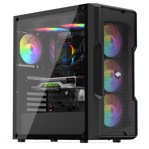 REGNUM 3070 V2 : INTEL Core i7 10700KF 8-Core ( Turbo 5.1 Ghz) / RTX 3070 8GB GDDR6 / 16GB DDR4 3200 / Windows 10 Pro (OP = OP)