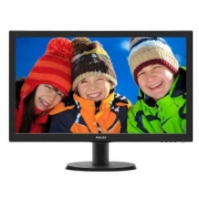 Philips 23.6Inch F-HD / DVI / HDMI / SPK / 8MS / BLACK