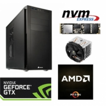 Game PC ACE II RYZEN R7 2700, 16GB DDR4, GTX 1070 Ti 8GB, NVMe SSD