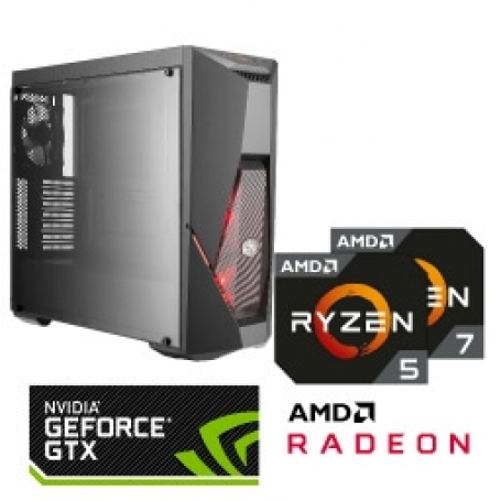 Game PC CYCLON GR AMD RYZEN