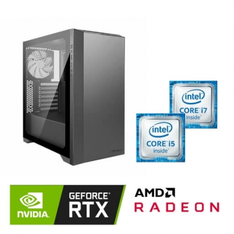 Game PC FLUX GRI PLUS INTEL Gen9