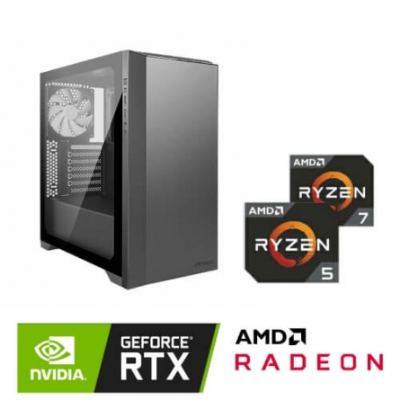 Game PC FLUX GTR PLUS AMD RYZEN