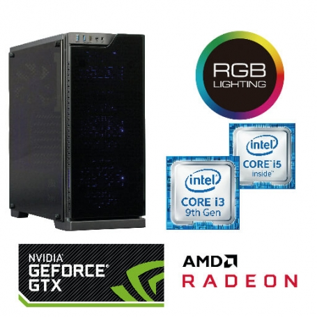 Game PC GAMMAX RGB LSI INTEL 9Gen