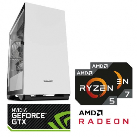 Game PC HUMMER GSR AMD RYZEN
