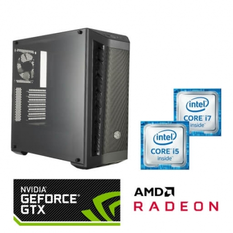 Game PC MESH GSI INTEL 9Gen
