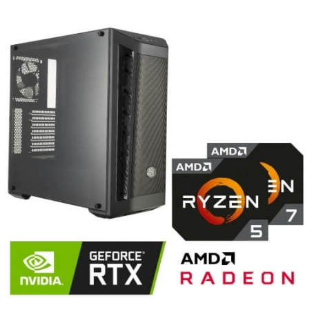 Game PC MESH GTR PLUS AMD RYZEN