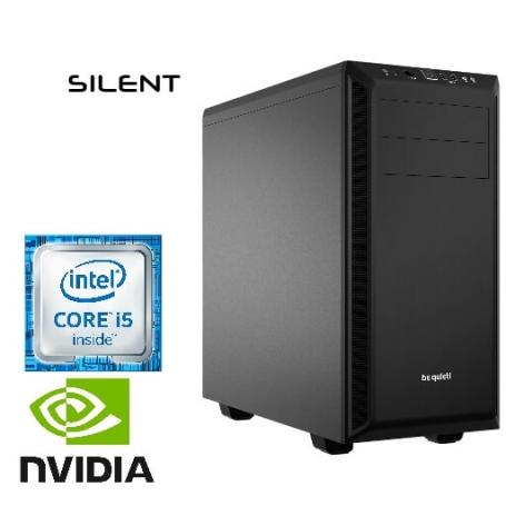 Ppc Pro C4216 Silent I5 9600k 16gb Gtx 1050ti 4gb 250gb Nvme M2 De Winkel Voor Uw Computer En Laptop Ook Voor Reparaties