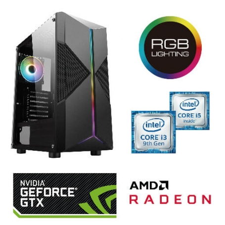 Game PC PYRO ARGB LSI INTEL 9Gen