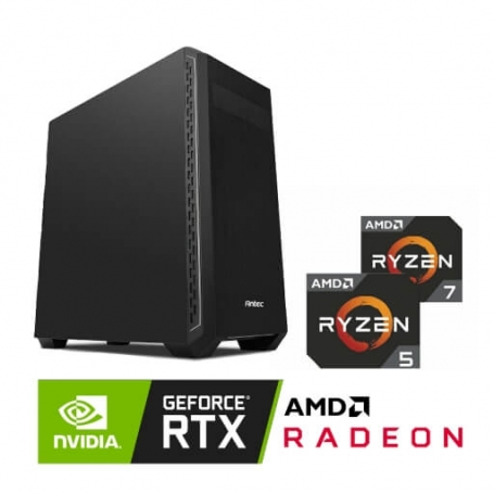 Game PC RAVEN GTR PLUS AMD RYZEN