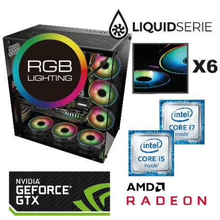 Game PC RAZZLE 2.0 GSI ARGB INTEL Gen9