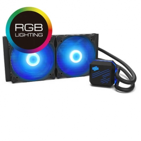 Game PC Intel SPECTER RGB RTX C977 Core i7 9700K, 16GB, RTX 2080 8GB, 250GB M.2 SSD, 1TB HDD