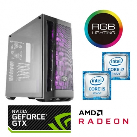 Game PC SPECTER GSI RGB INTEL 9Gen