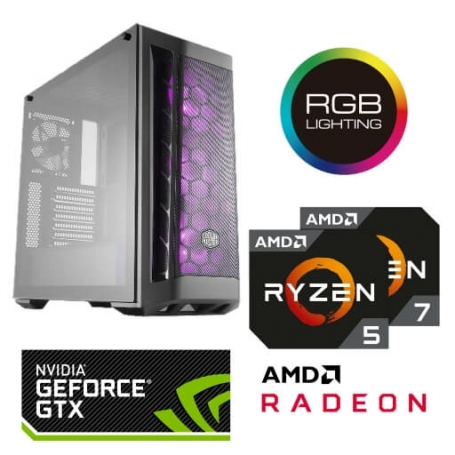 Game PC SPECTER GSR RGB AMD RYZEN
