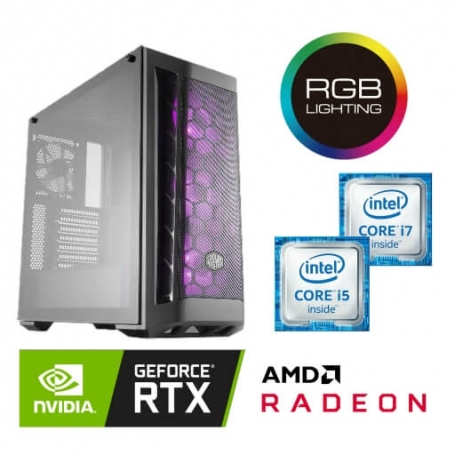 Game PC SPECTER GRI PLUS RGB INTEL Gen9